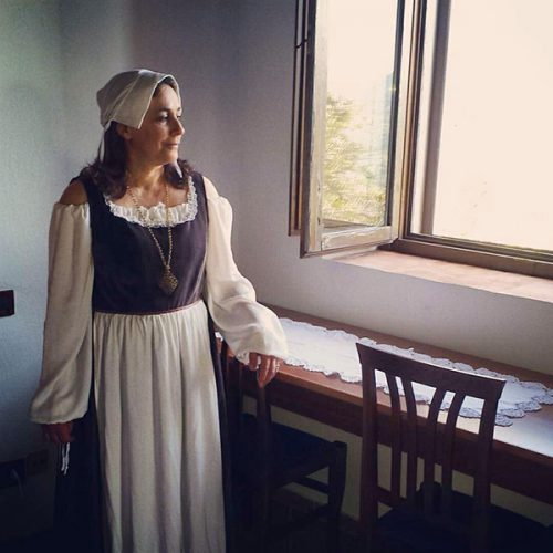 Costumi per rievocazioni storiche realizzati da Esagoni